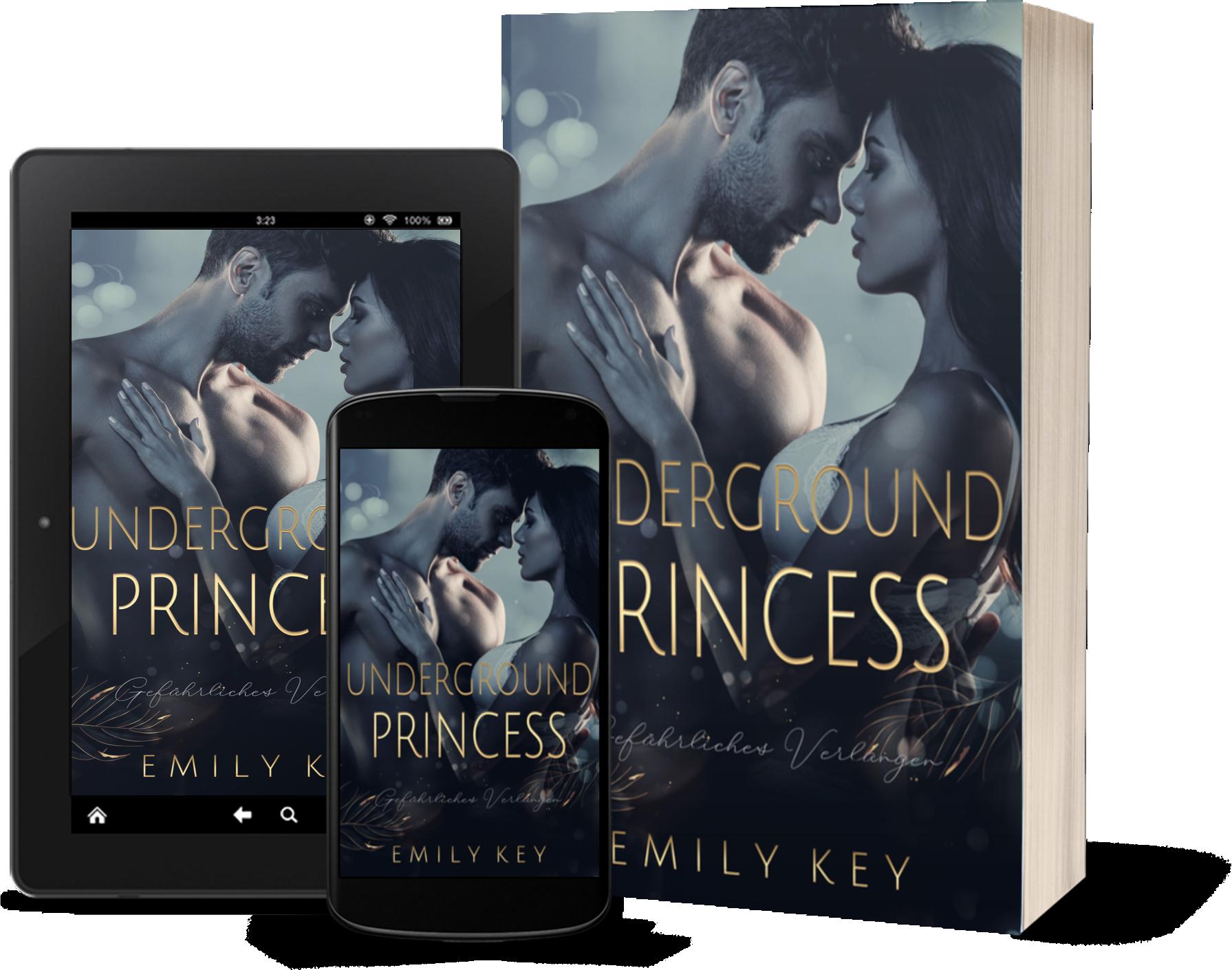 Underground Princess 1 - Emily Key